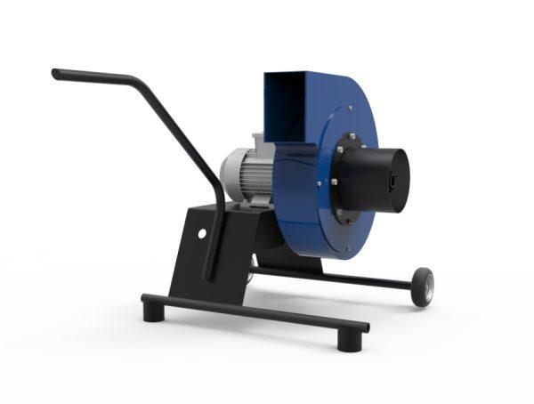 portable snail exhaust fan