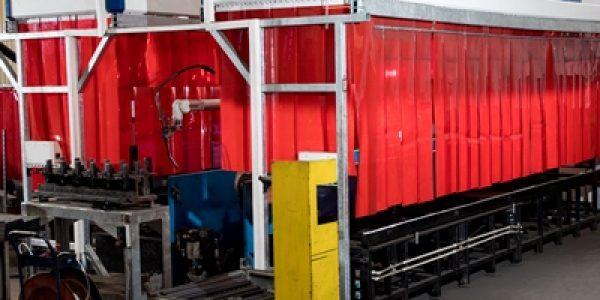 Robotik Kaynak Dumanı Emme Filtrasyon Uygulaması
